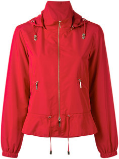 куртка с баской Armani Jeans