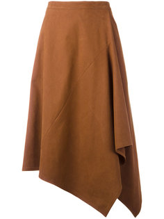 асимметричная юбка-миди Stella McCartney