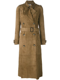 belted trench coat Desa 1972