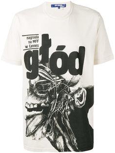 printed T-shirt Junya Watanabe Comme Des Garçons Man