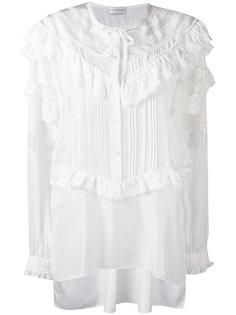 кружевная рубашка  Faith Connexion