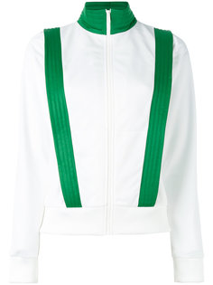 contrast trim fitted jacket Ganni