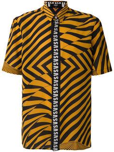 striped T-shirt  Versus