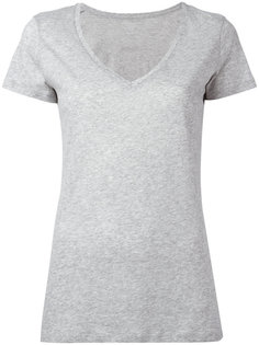 V-neck T-shirt Majestic Filatures