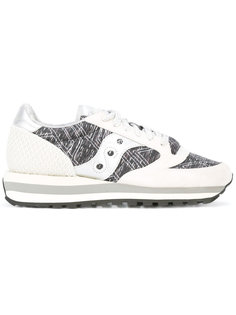 patterned lace-up sneakers Saucony