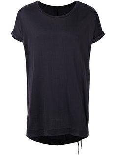 plain long T-shirt  Army Of Me