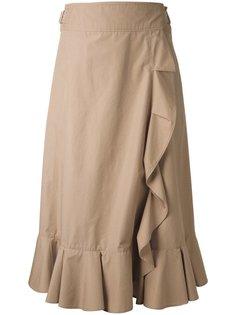 юбка с оборками Muveil