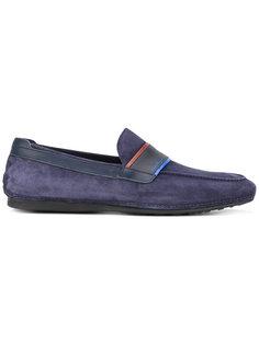 contrast trim loafers Salvatore Ferragamo
