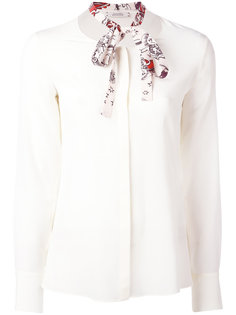 neck-tie blouse Dorothee Schumacher