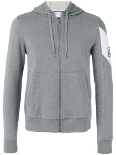 zipped hoodie Moncler Gamme Bleu