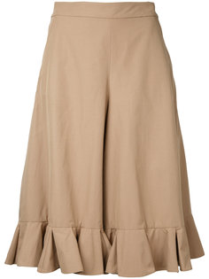 cropped trousers Muveil