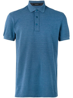 short sleeve polo shirt Ermenegildo Zegna