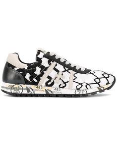 кроссовки с принтом  Lucy  Premiata White