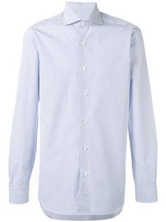 checked classic shirt Barba