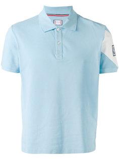 stripe detail polo shirt Moncler Gamme Bleu