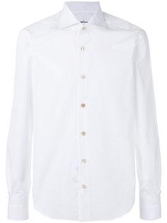 рубашка на пуговицах Kiton
