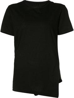 asymmetric T-shirt Forme Dexpression