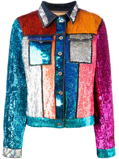 Rando sequin jacket Night Market