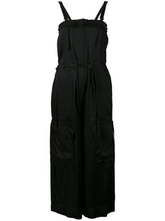 strappy jumpsuit Christian Wijnants