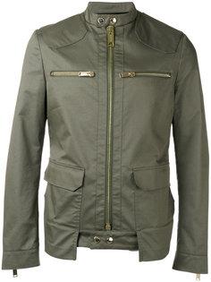 легкая куртка на молнии Les Hommes