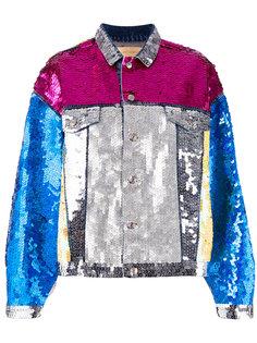sequin jacket Night Market
