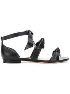 flat bow sandals Alexandre Birman