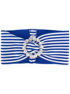 striped headband Alessandra Rich
