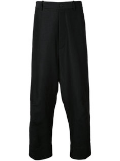 tailored baggy pants Forme Dexpression