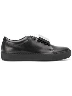 туфли со шнуровкой и украшением emoticon  Acne Studios