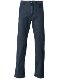 slim-fit jeans Canali