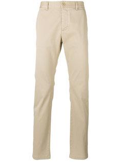 классические брюки-чинос кроя слим Saint Laurent