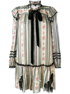 платье с цветочным принтом Marc Jacobs