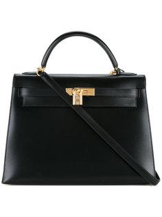 сумка с висячим замком Kelly 32 Hermès Vintage