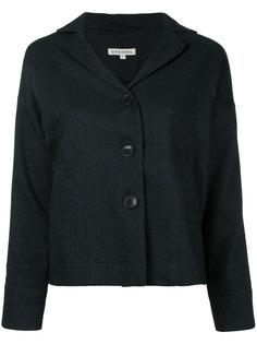 buttoned jacket Caramel