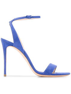 cross-over strap sandals Casadei
