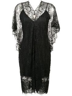 lace kaftan dress Loyd/Ford