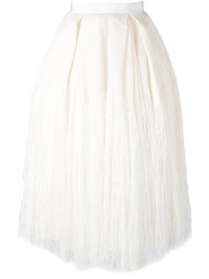 tassel pleated skirt  Maison Rabih Kayrouz