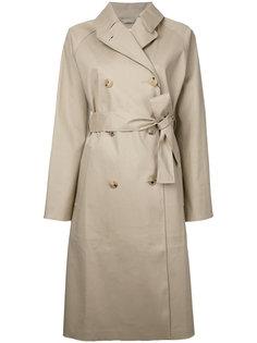 raglan sleeve trench coat Mackintosh