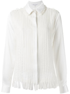 pleated shirt Gloria Coelho