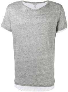 layered T-shirt Majestic Filatures