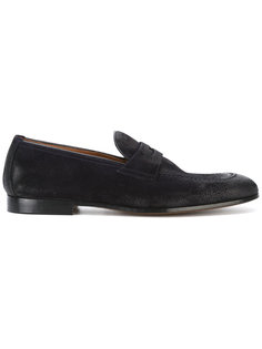 distressed loafers Doucals