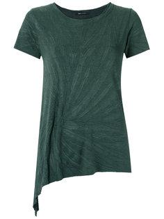 asymmetric T-shirt Uma | Raquel Davidowicz