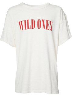 футболка с принтом Wild Ones Amiri