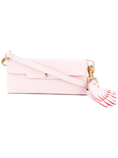 envelope crossbody bag Niels Peeraer