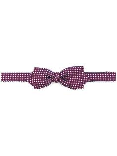 embroiderred bow tie Tonello