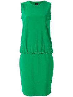 платье шифт с заниженной талией Norma Kamali