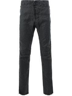 джинсы прямого кроя Cedric Jacquemyn