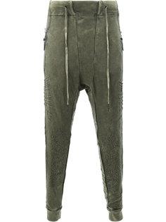 брюки с эластичным поясом 11 By Boris Bidjan Saberi
