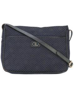 сумка с монограммным узором в виде логотипа Emilio Pucci Vintage