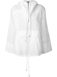 patchwork embroidery Mia windbreaker Markus Lupfer